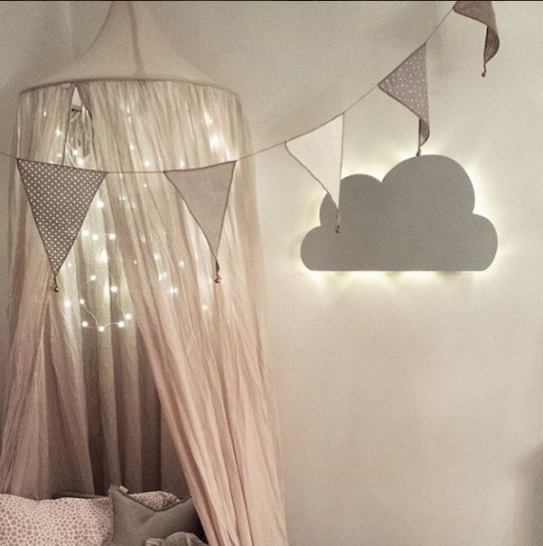 1000+ images about nursery LIGHTING IDEAS on Pinterest Wall lamps, Cloud lamp and ...