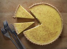 Great British Bake Off: Egg Custard Tart recipe - Recipes - Food and Drink - The Independent