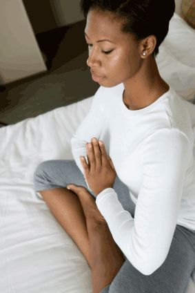 How to Create a Meditation Corner At Home | Madame Noire | Black Women's Lifestyle Guide | Black Hair | Black Love