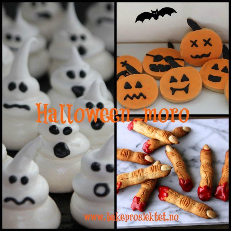 Bake Halloween moro
