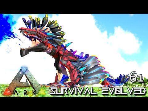 cool ARK: SURVIVAL EVOLVED - CELESTIAL ROCK DRAKE E61 !!! ( PRIMAL