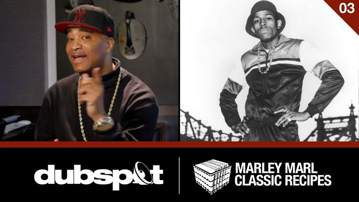 Marley Marl 'Classic Recipes' - Recreating MC Shan 'The Bridge' w/ Akai MPC Renaissance