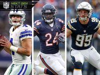 Next Gen Stats rookie leaders: Dak Prescott shines - NFL.com