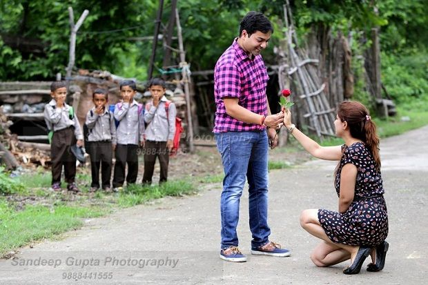 proposal photo tips