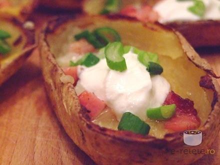 Coji de cartofi (Skin Potatoes)