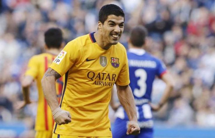 Luis Suarez is the first player in the 21st Century to participate in 7 goals in one game in La Liga.  He scored 4 and assisted 3 against Deportivo de La Coruña