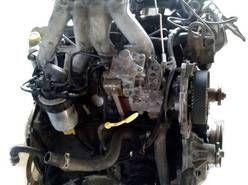 Silnik 2.5 D DIESEL Goły słupek silnika FORD TRANSIT 2000