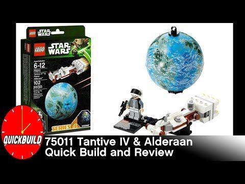 Check out my new video: LEGO Star Wars 75011 Tantive IV and Aldaraan - Quick Build and Review :) https://youtube.com/watch?v=OISyCamBAlI