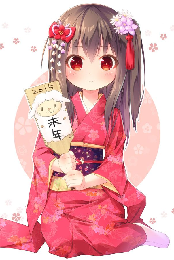 17 Best Images About Anime Kimono On Pinterest
