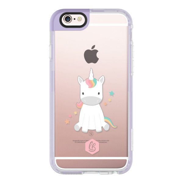 UNICORN - iPhone 6s Case,iPhone 6 Case,iPhone 6s Plus Case,iPhone 6... ($40) ❤ liked on Polyvore featuring accessories, tech accessories, iphone case, iphone cases, iphone cover case, apple iphone cases, iphone hard case and clear iphone cases