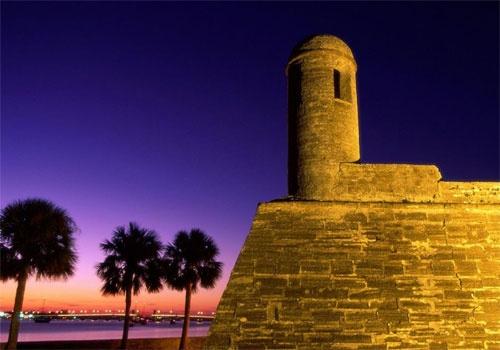 Castillo de San Marcos   St. Augustine, Florida
