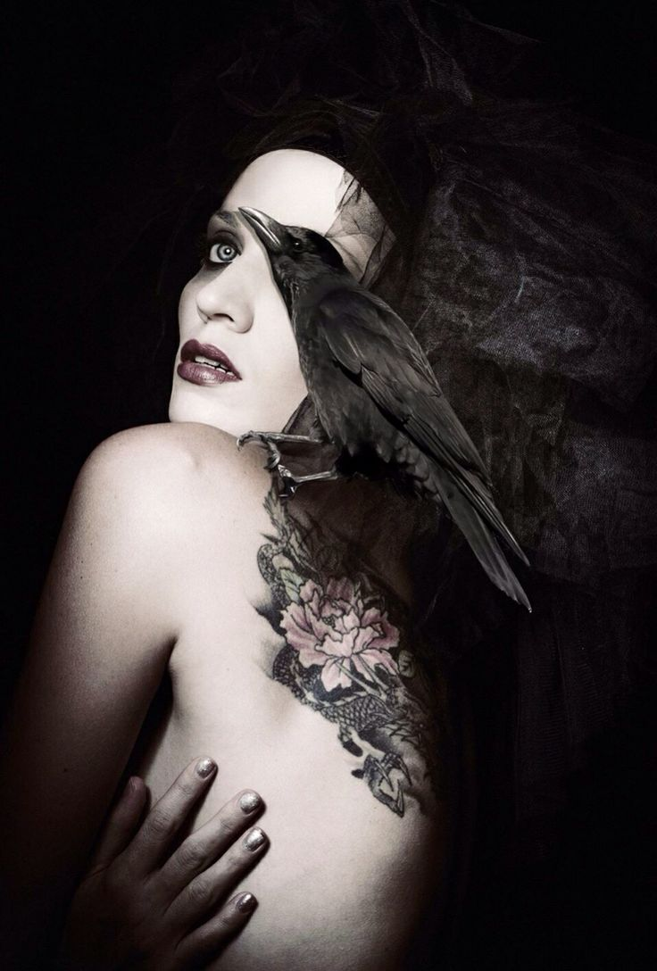 And Gothic Queen Lovely Woman 73