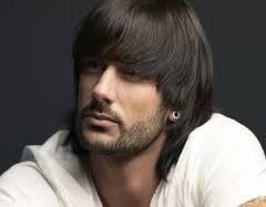 Resultado de imagen de hombre pelo liso