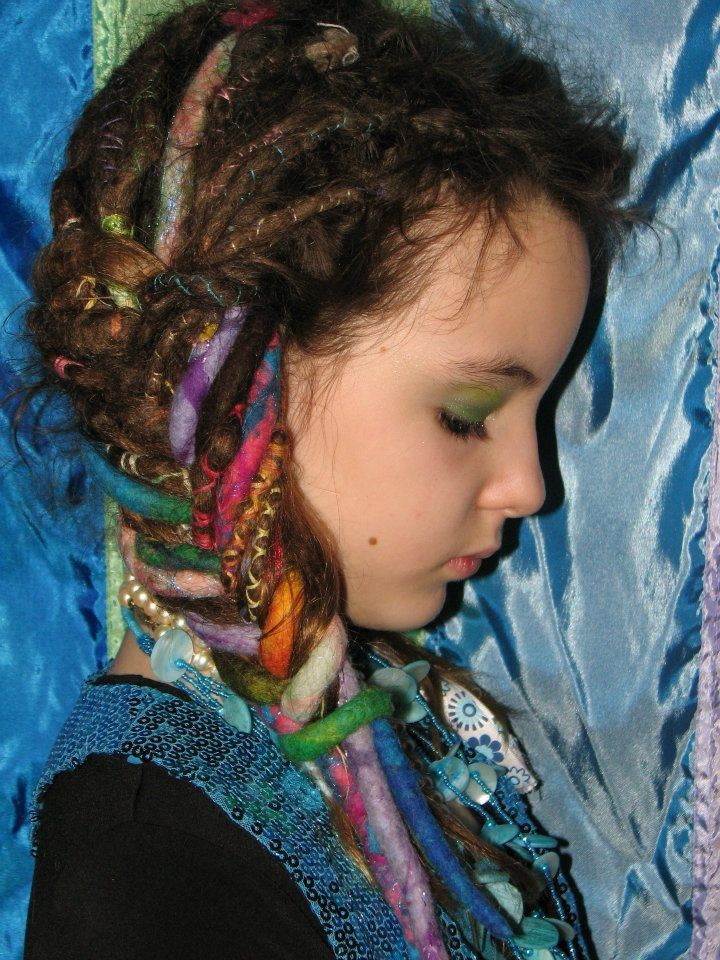 rainbow dreads | Tumblr