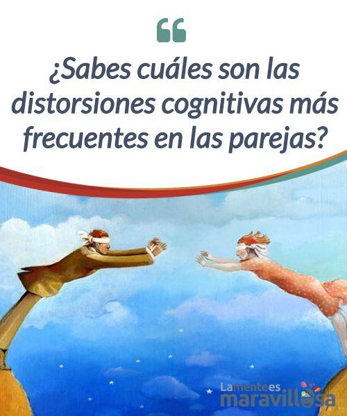 ¿Sabes cuáles son las distorsiones cognitivas más frecuentes en las parejas?   Las distorsiones #cognitivas son esquemas erróneos de #pensamiento que pueden afectar tu relación de pareja. Detectarlas es el primer paso para #combatirlas.  #Psicología