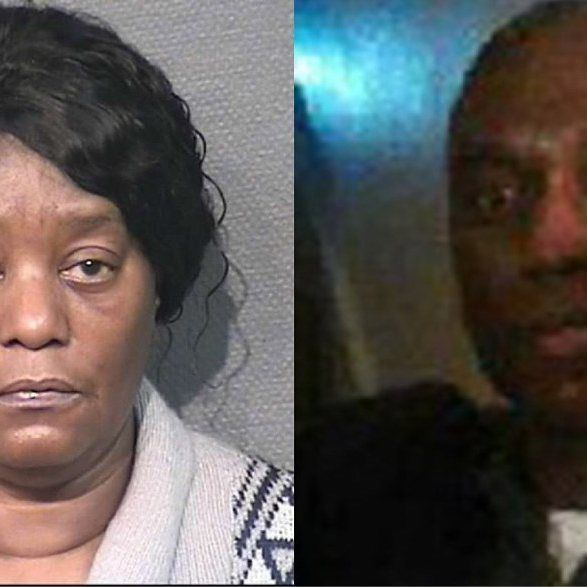 """""""WOMAN TURNS HERSELF IN AFTER SHOOTING HER HUSBAND'S PENIS FOR BEING WITH ANOTHER WOMAN . . A Houston woman turned herself in to police after she shot and killed her common law husband when she caught him with another woman. Police say 58-year-old Debra Davis confronted 49-year-old Rodney Johnson at another woman's southeast Houston home late Tuesday. . . . Davis argued with Johnson in the driveway of his family's home on Cathedral Drive near Wilmington in Sunnyside. Police say she…"""