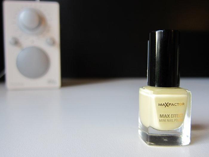 max factor nail polish
