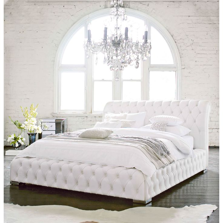 loving white bedrooms groove bedframeleather