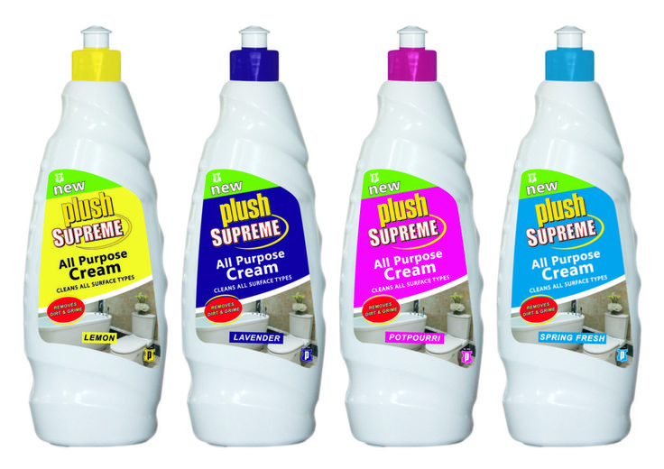Spring clean your kitchen with amazing products from Plush Supreme