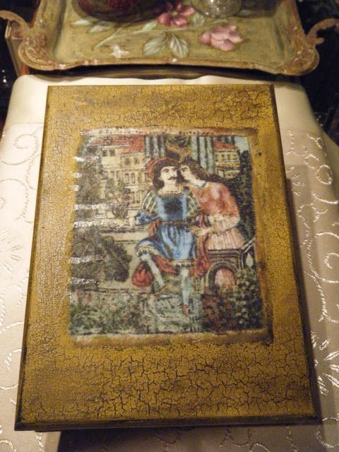 Marilena's Handmade Creations: Κλειδοθήκες 25x18 cm