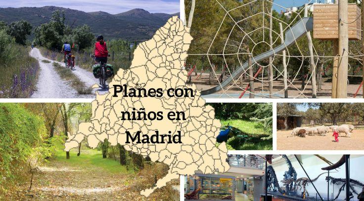 Planes con niños en Madrid chulos y originales: ¡A disfrutar en familia!