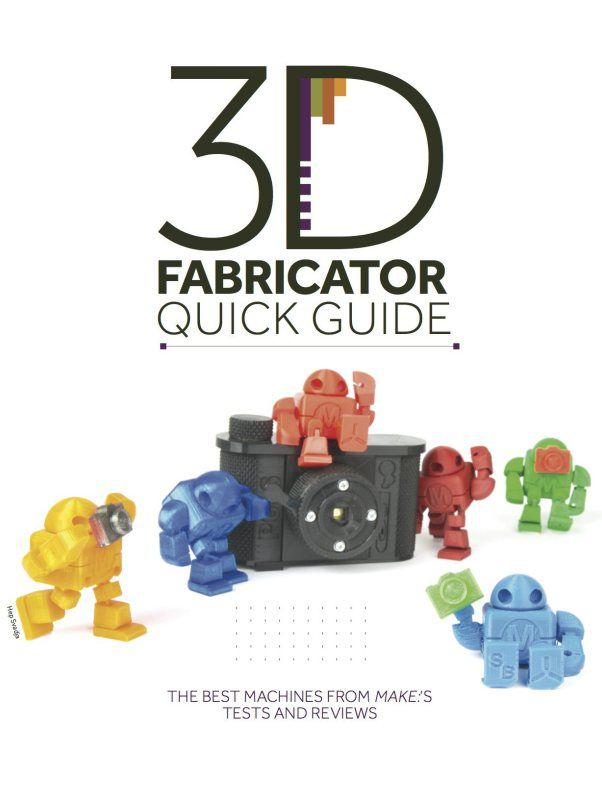 3D Printer Buyer's Guide | Make: DIY Projects, How-Tos, Electronics, Crafts and Ideas for Makers