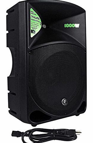 Mackie THUMP15 1000 Watt 15`` Active/Powered Pro Audio/DJ Speaker - Lightweight Portable Design No description (Barcode EAN = 0613815615439). http://www.comparestoreprices.co.uk/dj-speakers/mackie-thump15-1000-watt-15-active-powered-pro-audio-dj-speaker--lightweight-portable-design.asp