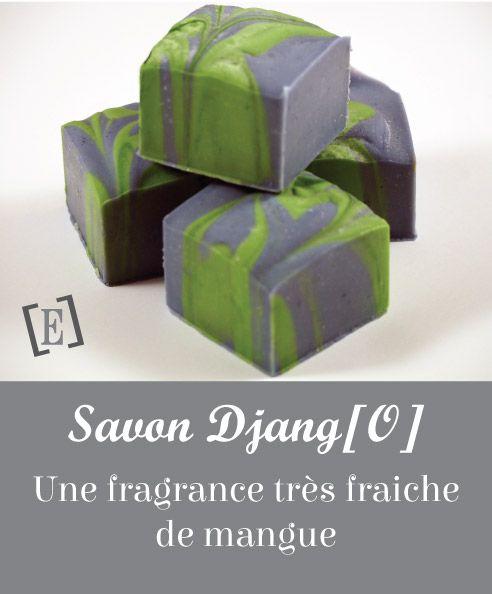 Ce savon très frais est enrichi à l'huile de Ricin et bien sûr, fait à la main (parce qu'on est pas des machines) #Savon #Fait main