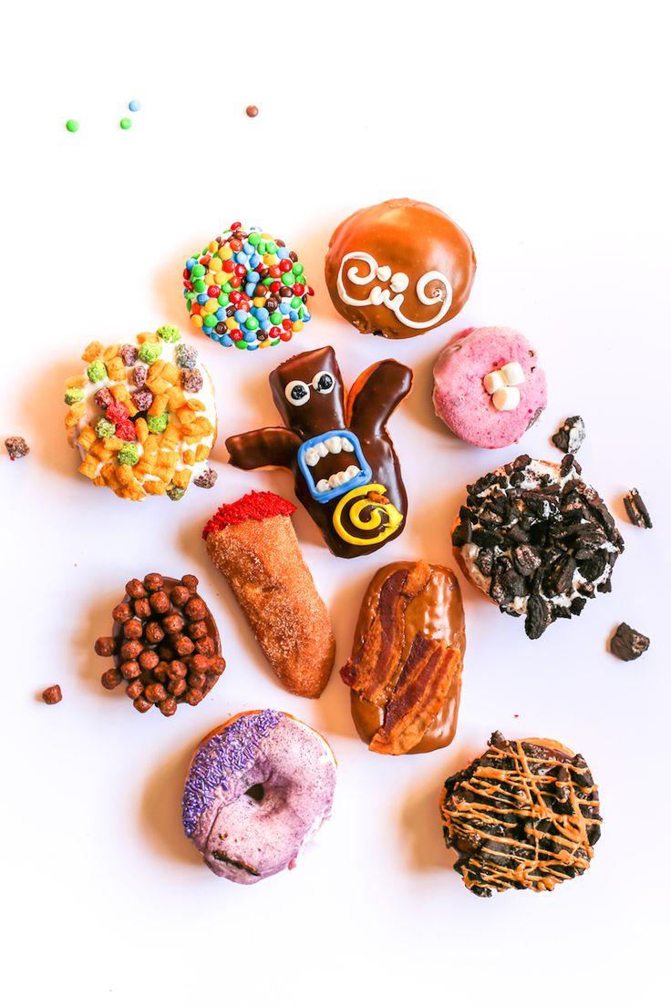 Portland Voodoo Donuts // Salty Canary