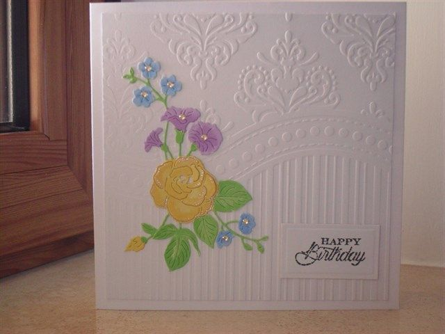 Birthday Card | docrafts.com