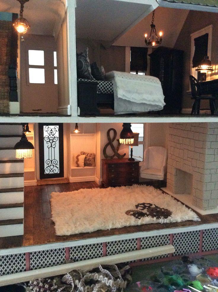 44 best Dollhouse Renovation, Melissa & Doug Dollhouse images on ...