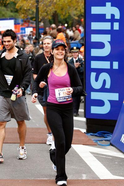 New York City Marathon Goes Celeb - Forbes