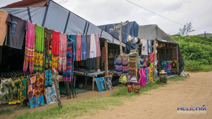 Mr Price in Ponta D'Ouro, Mozambique
