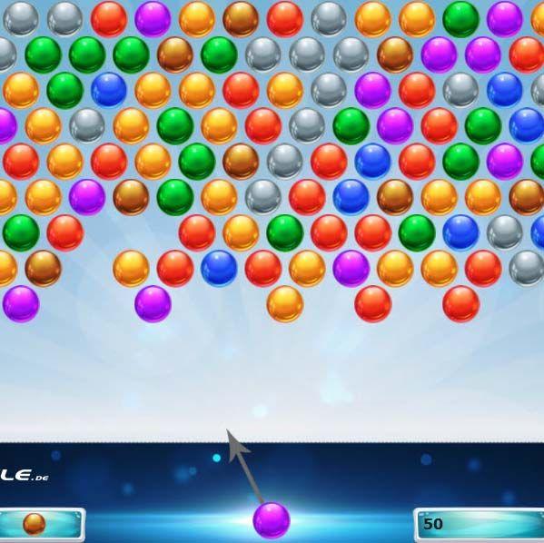 Spiele De Bubble Shooter