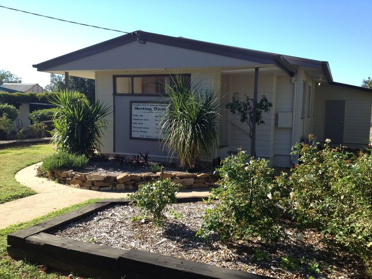 Longreach, Queensland Kingdom Hall