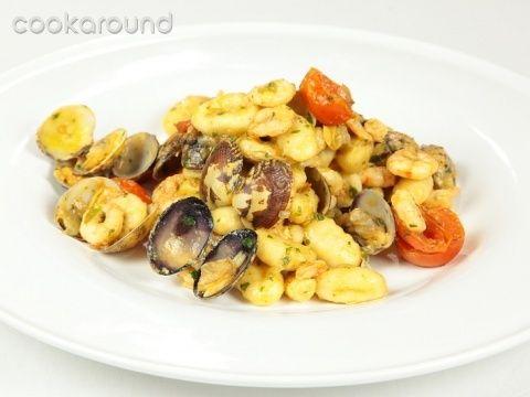Gnocchetti vongole, gamberetti e pomodorino: le Vostre ricette   Cookaround