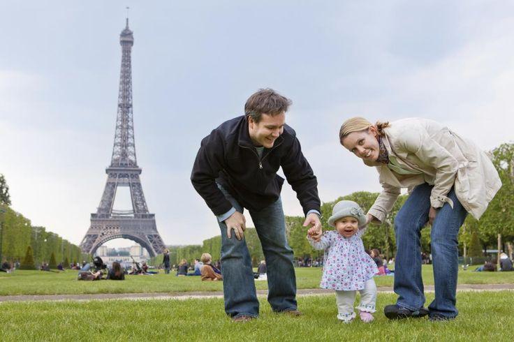 Paris ist nicht nur eine Stadt für Verliebte, sondern auch für Familien - Disneyland und Co. sei Dank.