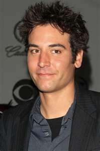 Josh Radnor as Ted in How I Meet Your Mother