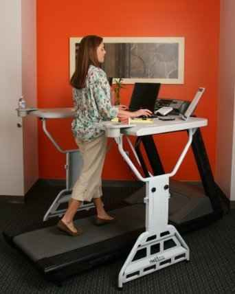Treadmill Desk   12 Totally Obvious Inventions You Wish You Thought Of First
