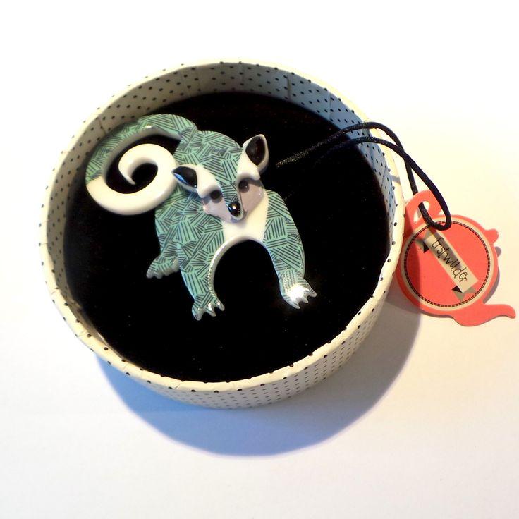 'Parri Possum' by Erstwilder $25
