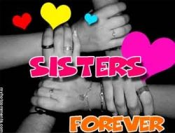 I LOVE MY SISTER!    Sisters are special. Sisters are friends. They laugh at jokes that no one else really understands. Sisters share memories of...