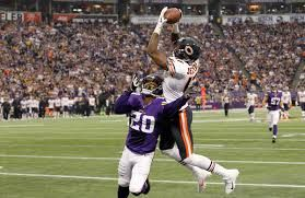 #Bears WR Alshon Jeffery joined Matt Forte and Brandon Marshall on the 2013-14 Pro Bowl roster on Thursday, after #Lions WR Calvin Johnson withdrew due to a knee injury. The Pro Bowl nod is very well deserving for the 2nd-year receiver http://www.chicagonow.com/bears-backer/2014/01/alshon-jeffery-replaces-megatron-on-the-pro-bowl-roster-joining-forte-and-marshall/