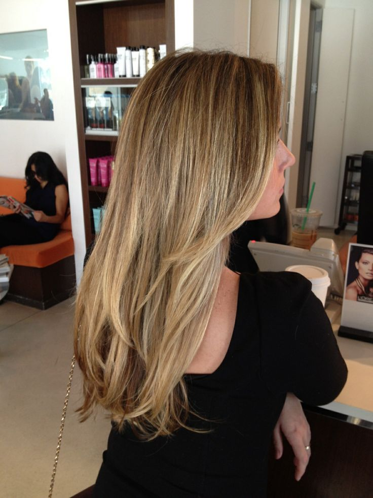 Honey Blonde Hair Color Natural And Honey