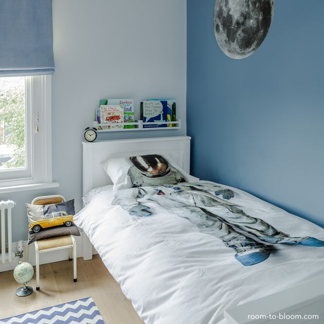 1000+ Ideas About Blue Boys Rooms On Pinterest