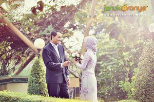 Jeruk Oranye - Muslim Wedding Photography Jakarta