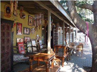 Antique shop in Clarens, Free State