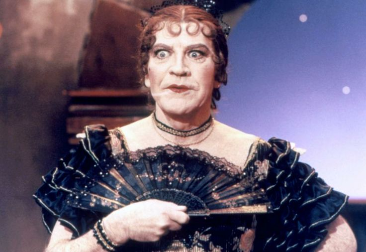 Robert Preston, 1982 | Gay Themed Films To Watch, Victor/Victoria http://gay-themed-films.com/films-to-watch-victorvictoria/