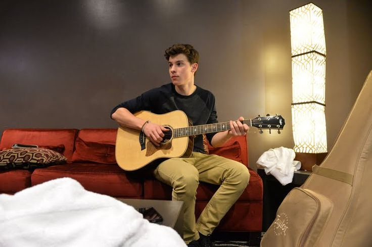 Exclusive! Go Behind the Scenes with Shawn Mendes at His Latest Performance