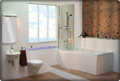 Evinizin duş almak üzere kullanacağınız alanın büyüklüğü, alacağınız duş tekneleri'nin ve Duş kabinleri'nin seçiminde büyük önem arz etmekte olan bir konudur.