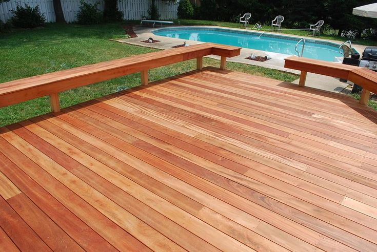 The 25 best deck benches ideas on pinterest deck bench for Floating bench plans